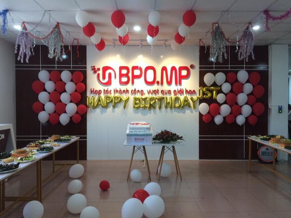 BPO.MP Celebrated 1 Year Establishment Anniversary