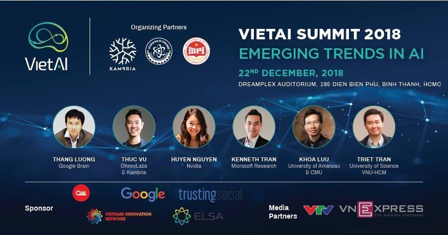 BPO.MP Participated VietAI Summit 2018 Event