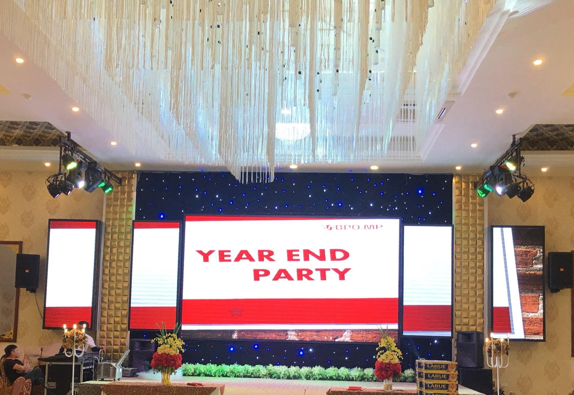 BPO.MP – Jubilant Year End Party Gala 2018