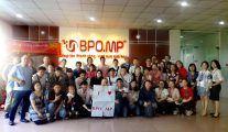 BPO.MPとJPMDのスタッフ交流会