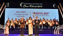 BPO.MPはBPOサービスでのサォ クェ賞を受賞しました