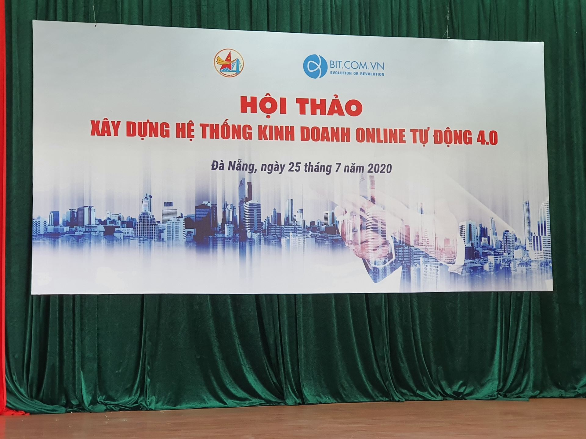 BPO.MP PARTICIPATED IN THE PROGRAM OF BUILDING AN AUTOMATED 4.0 ONLINE BUSINESS SYSTEM