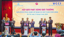 """BPO.MP JOINING ONLINE PRESS CONFERENCE """"DIGITAL TECHNOLOGY PRODUCTS MAKE IN VIETNAM 2020"""""""