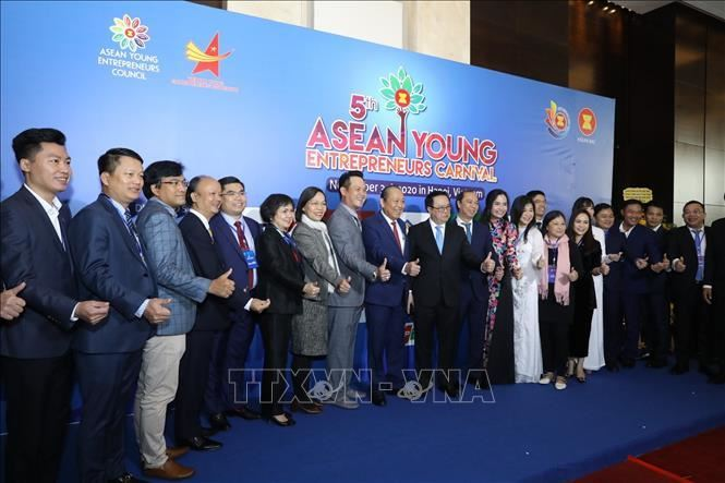 MP.BPO THAM GIA HỘI THẢO TRỰC TUYẾN CARNIVAL DOANH NHÂN TRẺ ASEAN 2020